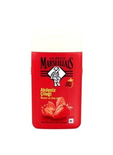 Le Petit Marseilials Le Petıt Marseıllaıs Duş Jeli Akdeniz Çileği 250 Ml Renksiz